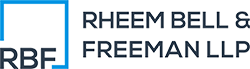 Rheem Bell & Freeman LLP Logo